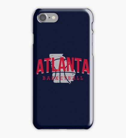Atlanta Pride - Basketball 3 iPhone Case/Skin