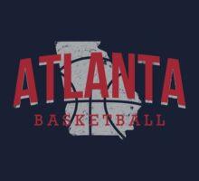Atlanta Pride - Basketball 3 by JayJaxon