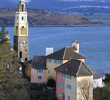 Portmeirion by Ian Richardson