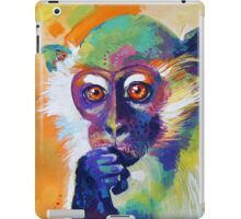 Thinking Monkey iPad Case/Skin