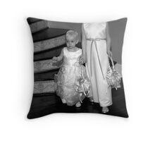Wedding Children Throw Pillow