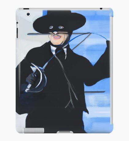 Zorro iPad Case/Skin