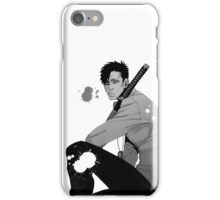 Nicolas- Gangsta. iPhone Case/Skin