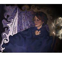 The Evil Fairy Photographic Print