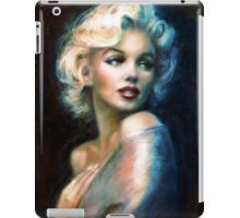Marilyn WW blue iPad Case/Skin