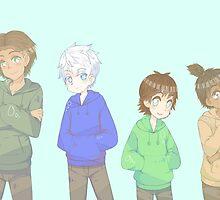 The Boys by snowrunt