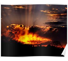 Sunset Of Dreams  Poster