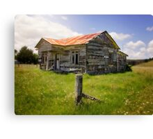I'm Still Standing - NZ  Canvas Print