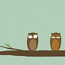 Owl Suprise by surlana