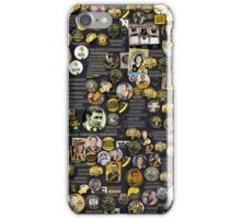 Richmond Virtual Duffle Coat iPhone Case/Skin