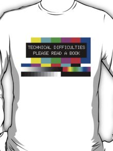 Please read a book T-Shirt