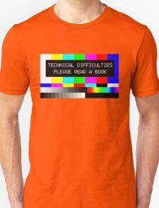Please read a book Unisex T-Shirt