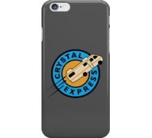 Crystal Express iPhone Case/Skin