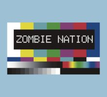 Zombie Nation - TV Kids Clothes