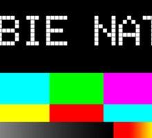 Zombie Nation - TV Sticker