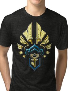 Ingress - Resistance Gold Coast Tri-blend T-Shirt