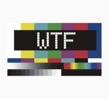 WTF TV by baygonwarrior