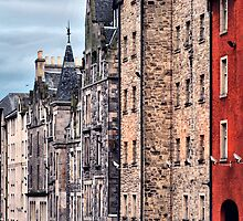 Auld Reekie Architecture by Andrew Ness - www.nessphotography.com