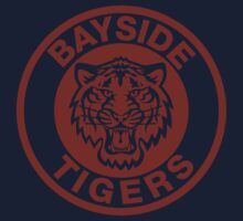 Bayside Tigers One Piece - Long Sleeve