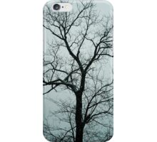 Lonely Tree Waiting For Spring | Center Moriches, New York  iPhone Case/Skin