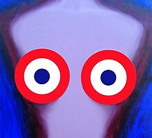 A Nice Pair of Roundels by jingo