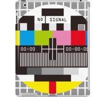 No Signal No signal No signal iPad Case/Skin