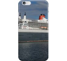 Queen Mary II iPhone Case/Skin