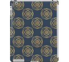 Nights in Blue and Gold iPad Case/Skin