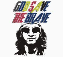 God Save The Brave Kids Clothes