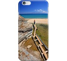 There, at last! - Potami beach, Evia island iPhone Case/Skin