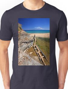 There, at last! - Potami beach, Evia island Unisex T-Shirt