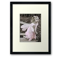 Autumn Fairy Framed Print