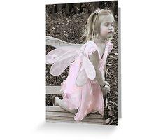 Autumn Fairy Greeting Card