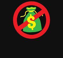 NO MONEY poor bags Unisex T-Shirt