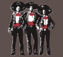 Three Amigos Kids Clothes