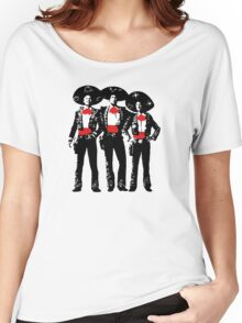Three Amigos Women's Relaxed Fit T-Shirt