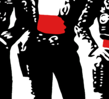 Three Amigos Sticker
