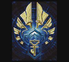 Ingress - Resistance BLUE Gold Coast by -SSI-