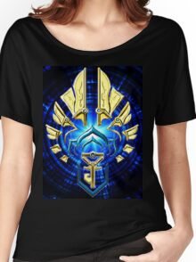 Ingress - Resistance BLUE Gold Coast Women's Relaxed Fit T-Shirt