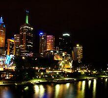 Yara river, Melbourne by kerol5303