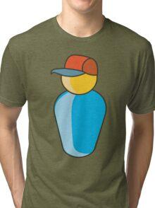 Jumper boy Tri-blend T-Shirt