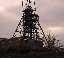 South Crofty Tin Mine. by mariarty