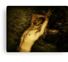 Icarus 2 Canvas Print