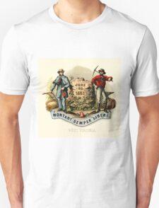 Montani Semper Liberi Unisex T-Shirt