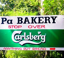 A Bakery With No Bread? by Tim Cowley