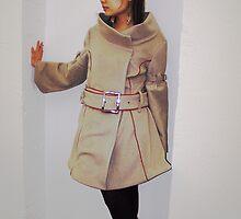 My Woolen Jacket by Brooke Hyrapiet