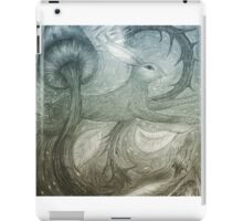 Hare Illustration iPad Case/Skin