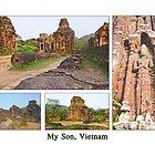 Vietnam: My Son Sanctuary by Kasia-D