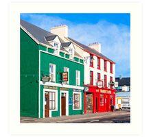 The Color Of Dingle Ireland Art Print