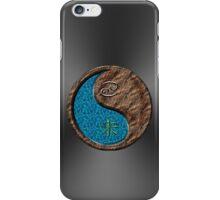 Cancer & Goat Yin Earth iPhone Case/Skin